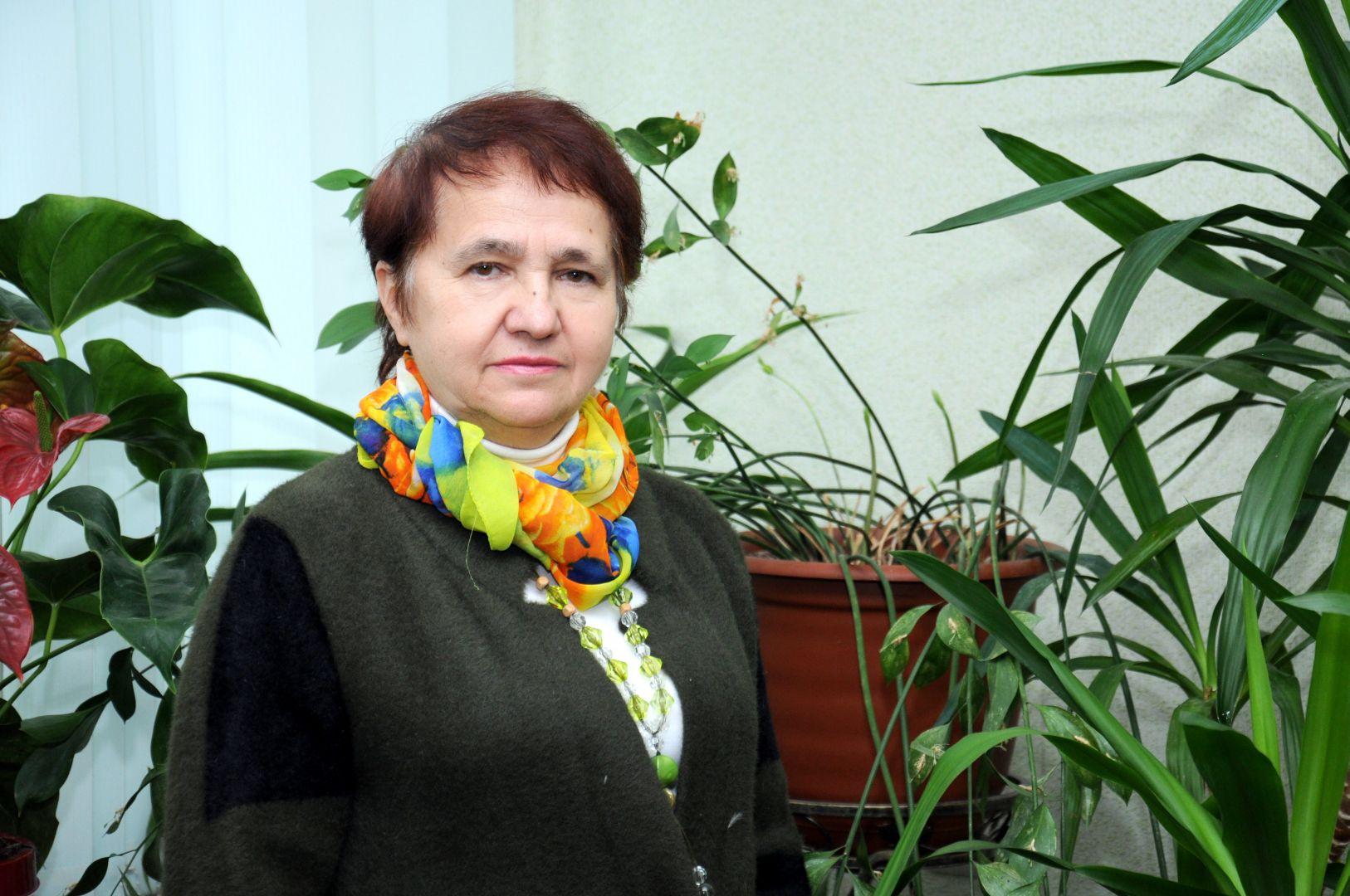Шумінська Людмила Кузьмівна