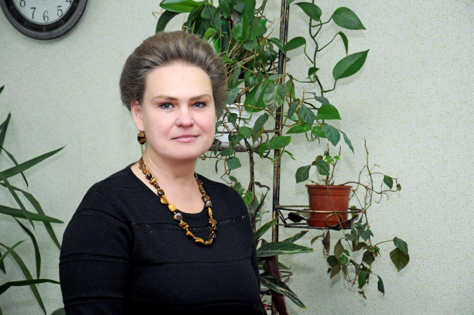Лавренчук Ірина Володимирівна